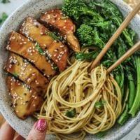 Four Ingredient Teriyaki Sauce