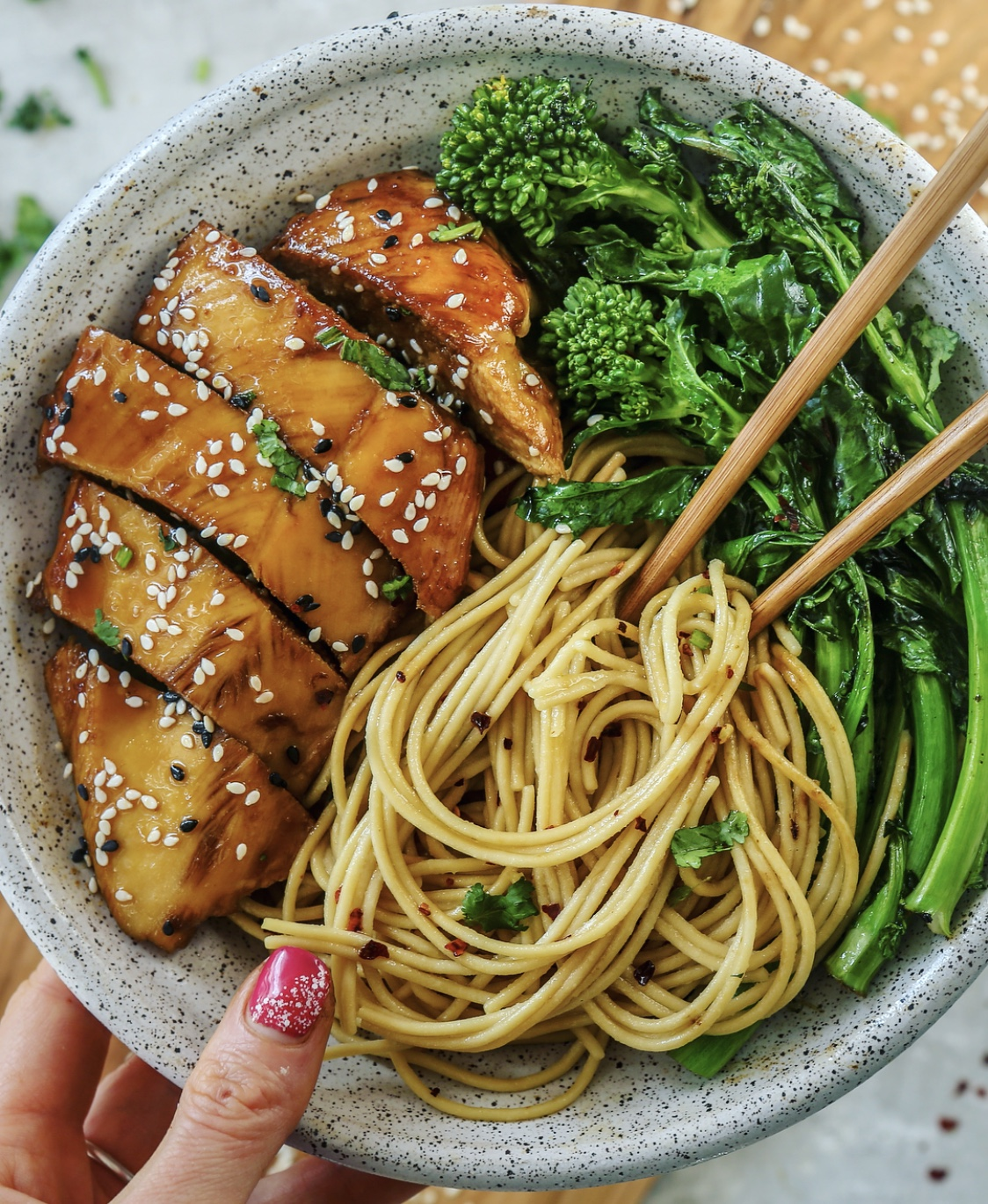 Four Ingredient Teriyaki Sauce