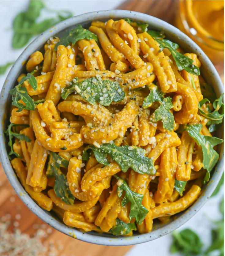 Pumpkin Curry Pasta | Star Infinite Food